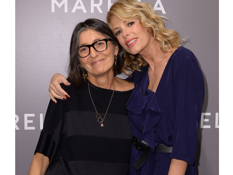 Paola Spreafico;Alessia Marcuzzi
