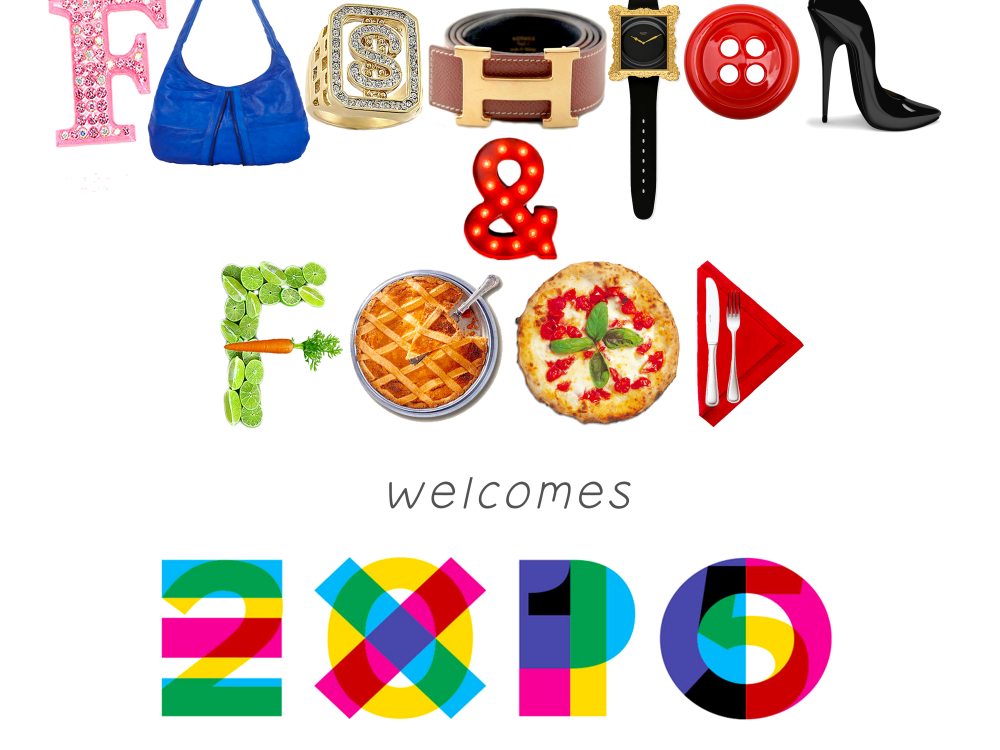 F&F welcomes EXPO 2015!