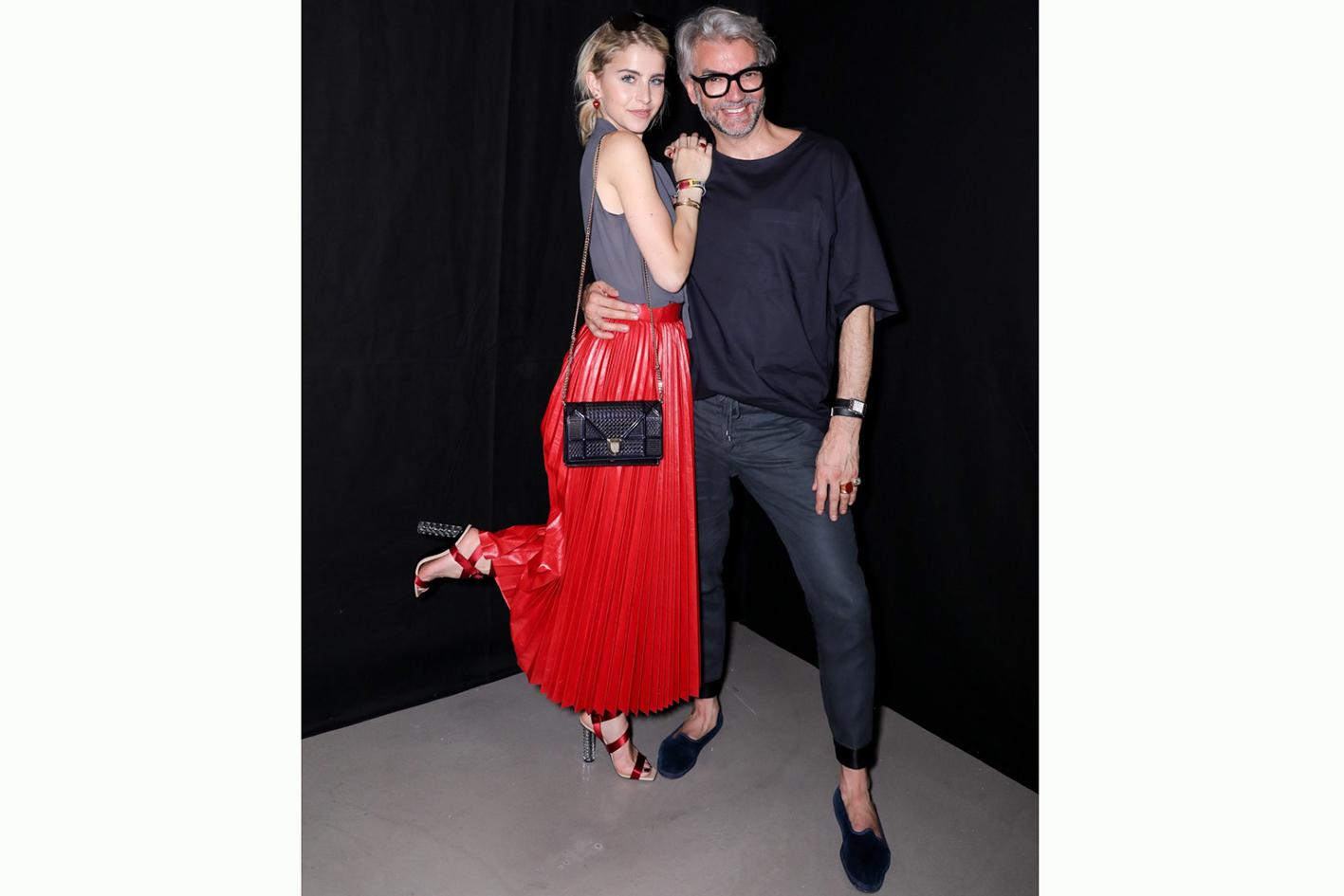 2 Caroline Daur e Diego Dolcini