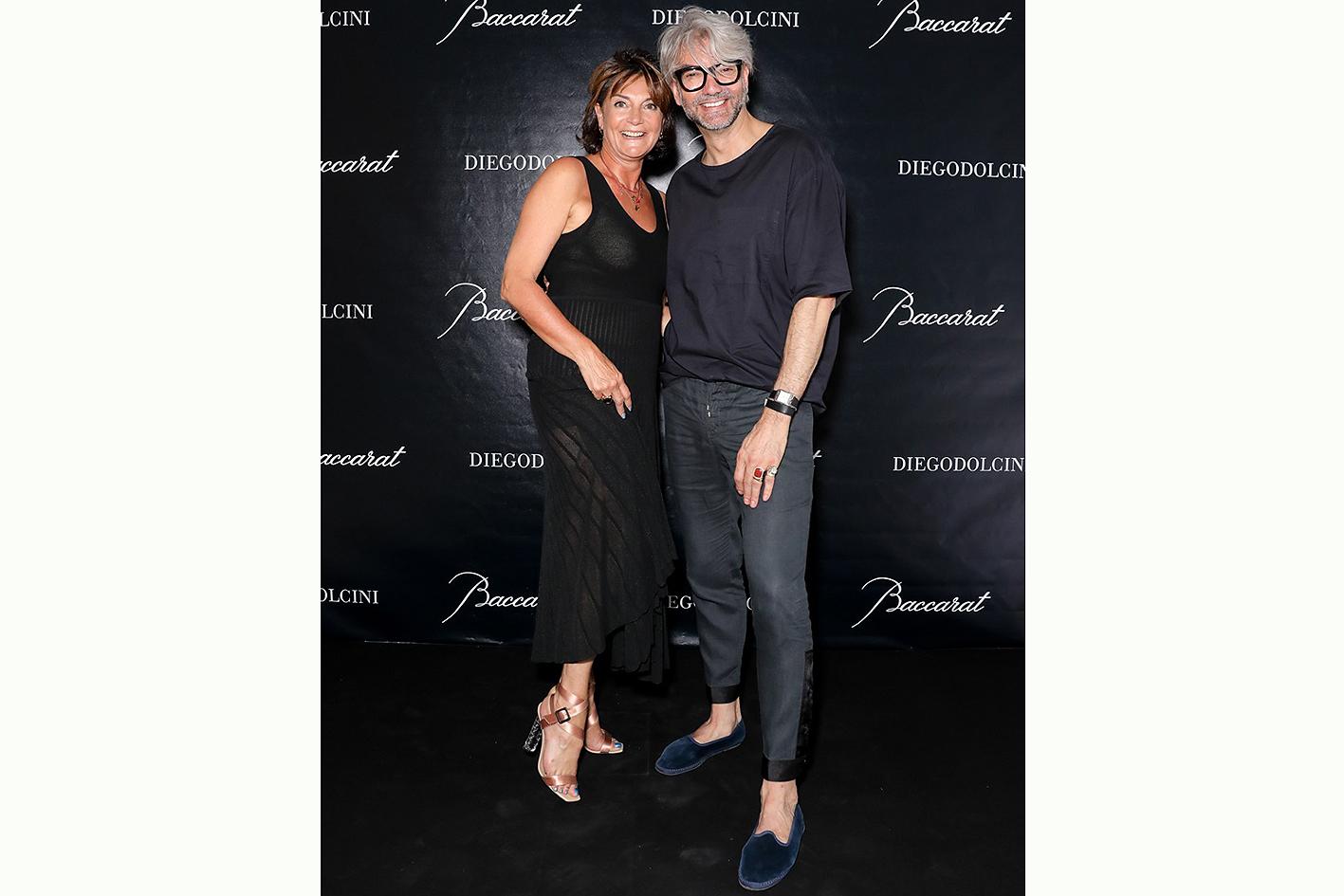 4 Daniela Riccardi CEO Baccarat e Diego Dolcini